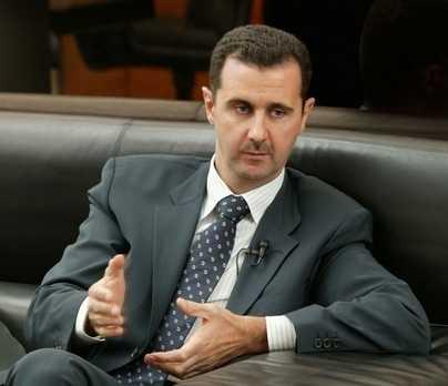 """SIRIA: Presedintele Bashar Al-Assad evoca un """"CUTREMUR"""" in zona si apeleaza la RUSIA"""