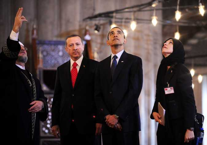 """ERDOGAN catre Obama: """"actionati ca un AVOCAT AL ISRAELULUI"""""""