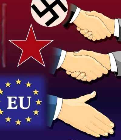 Nigel Farage: <b>CEI CARE VORBESC DESPRE STATELE UNITE ALE EUROPEI SUNT PLATITI PENTRU ASTA</b>/ S-a terminat cu democratia in UE?