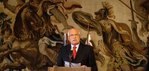 Vaclav Klaus, presedintele Cehiei: <i>O MAI MARE INTEGRARE EUROPEANA, GRESEALA FATALA</i>