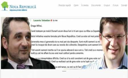 """<b>Sebastian Lazaroiu sustinte infiintarea TINUTULUI SECUIESC</b> si vrea sa fie CONCEDIATI 300 000 BUGETARI pentru SINECURISTII DE LA <i>""""NOUA REPUBLICA""""</i>!"""