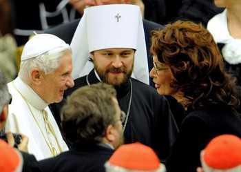 IPS Ilarion (Patriarhia Moscovei): <i>Intalnirea dintre Papa si Patriarhul Kirill ar putea avea loc pe teren neutru</i>