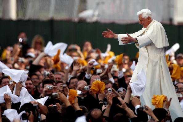 "Papa Benedict catre ortodocsii din Germania: <i>ORTODOCSII SUNT CEI MAI APROPIATI TEOLOGIC DE ""BISERICA"" CATOLICA</i>"