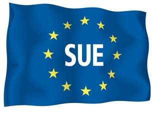 BASESCU VORBESTE IAR DESPRE <i>STATELE UNITE ALE EUROPEI</i> (SUE)/ Aurescu sustine aceeasi idee la PROJECT PHEONIX, sub coordonarea SEFULUI BILDERBERG