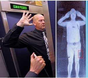 UE interzice (doar) scanarea corporala CU RAZE X in aeroporturi