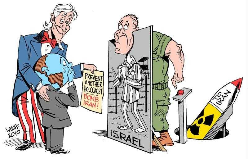 IRANUL, acuzat in raportul AIEA (ONU) ca detine capacitatea de a FABRICA ARME NUCLEARE. Presiunile pentru un nou razboi se intensifica