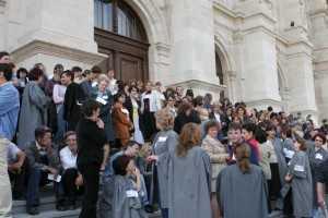 Grefieri Ministerul Justiţiei CSM
