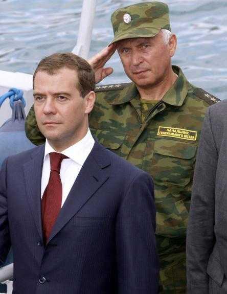 Seful Statului Major al Armatei Ruse despre RISCUL CRESCUT al unui RAZBOI NUCLEAR la granitele fostei URSS