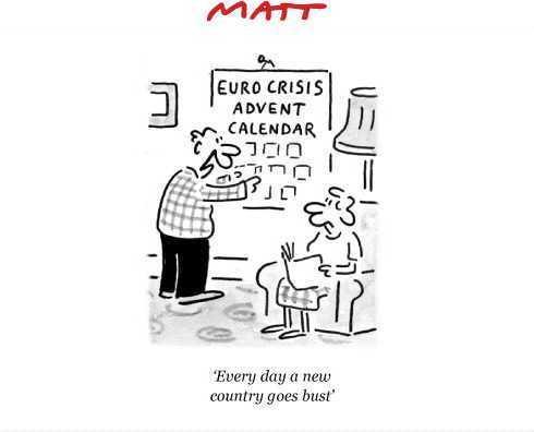 """<i>D'ale austeritatii</i>: DATORIILE PUBLICE sunt o ARMA ATOMICA nefolosita, iar Germania IMPRUMUTA tarile """"periferice"""" ca sa ii fie CUMPARATE produsele de export"""
