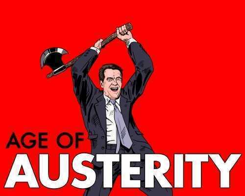 Vania Atudorei: <b>Romania, COBAI PENTRU FMI</b>. O CONFIRMA SI SEFUL ERSTE BANK: <b>Austeritatea in Romania a fost BRUTALA, de neimaginat in Occident</b>. Dar oamenii, in Est, sunt obisnuiti cu brutalitatea…