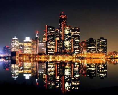 """<b>""""Dictatura manageriala""""</b> in Detroit (SUA): CONSECINTA A DATORIILOR ORASULUI"""
