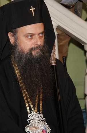 Mitropolitul Nicolae (Patriarhia Bulgariei) catre Staretul Efrem Vatopedinul: SUNTETI PRINTRE PRIMII CARE TREC PRIN DURERILE VREMURILOR DE PE URMA…