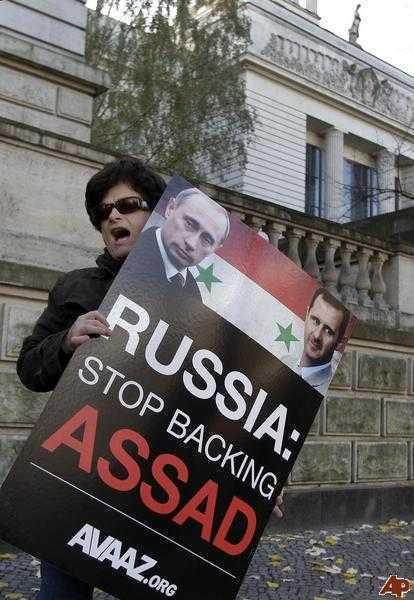 UE si SUA SOMEAZA Rusia sa cedeze in privinta Siriei. Ce raspunde Moscova?