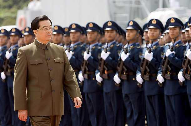 Presedintele Chinei cere marinei sa fie GATA DE LUPTA