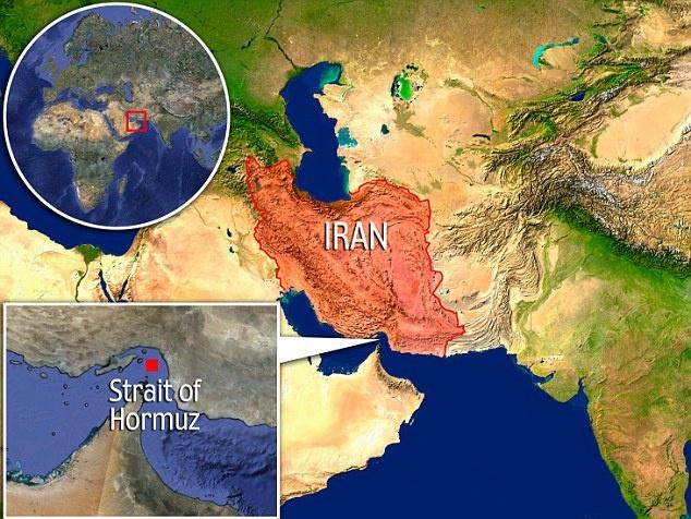 SUA contreaza Iranul in stramtoarea Ormuz. RAZBOIUL AR PUTEA INCEPE PANA IN MARTIE?