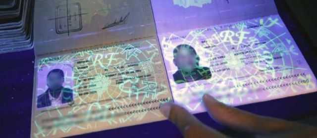 PASAPOARTELE BIOMETRICE SI SECURITATEA: sute de mii de pasapoarte cu cip FALSE IN FRANTA