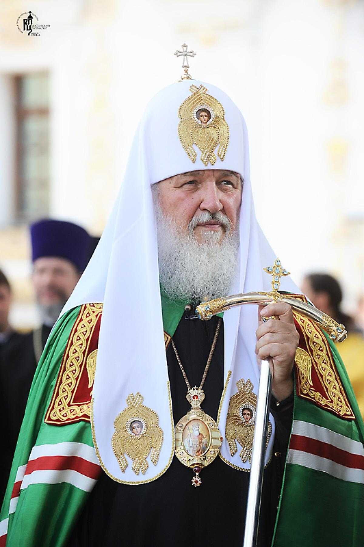 Patriarhul Kiril al Moscovei cere presedintelui Greciei ELIBERAREA STARETULUI EFREM