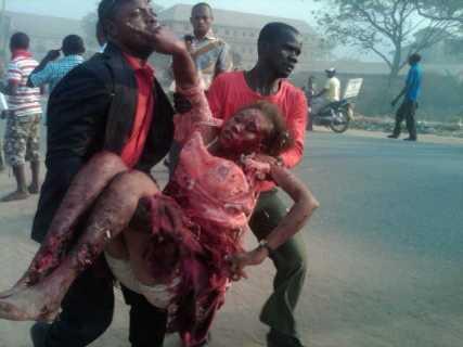 <i>Cum intampina unii Nasterea Domnului</i>: zeci de crestini ucisi in atentate (Nigeria)/ Romania refuza AZILUL unui IRANIAN CONDAMNAT LA MOARTE PENTRU &#8220;APOSTAZIE&#8221;