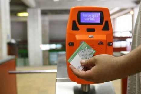 BILET UNIC (card RFID) in Bucuresti pentru RATB SI METROU