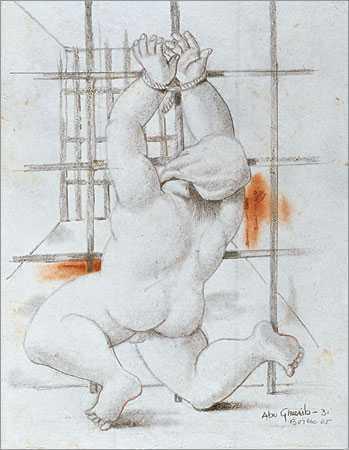 Botero: Abu Ghraib