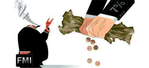 """FMI nu mai crede in """"salvarea"""" Greciei. 3 MILIOANE DE SARACI NU SUNT DE AJUNS"""