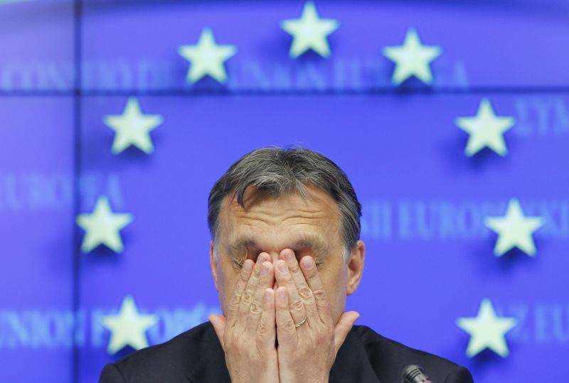 """UNGARIA ar putea fi sanctionata prin SUSPENDAREA DREPTULUI DE VOT in Uniunea Europeana/ Ministrul de externe ungar: ESTE UN ATAC AL """"RETELEI SOROS"""""""