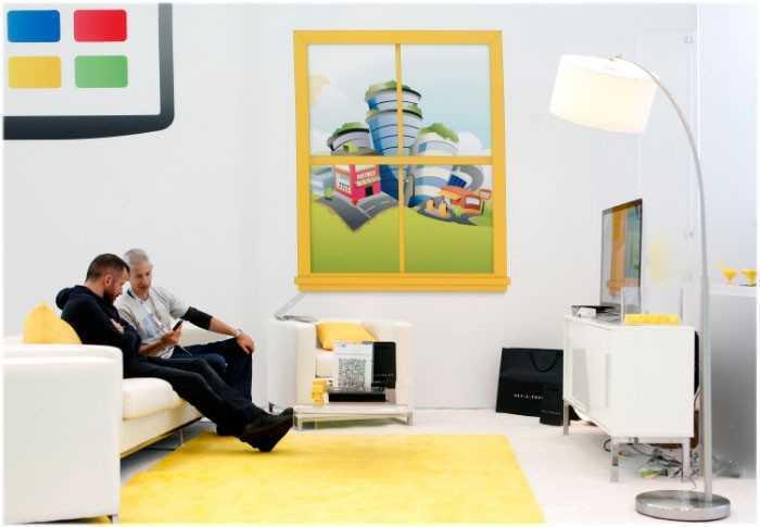 GOOGLE vrea SINCRONIZAREA electrocasnicelor intr-un mod similar INTERNETULUI OBIECTELOR: televizoare si frigidere conectate la internet si controlate prin GESTURI SI VOCE