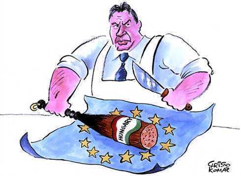 VIKTOR ORBAN LA JUDECATA EUROCRATILOR. Care e legatura intre SANCTIONAREA UNGARIEI DE UE SI PROTESTELE DIN ROMANIA?