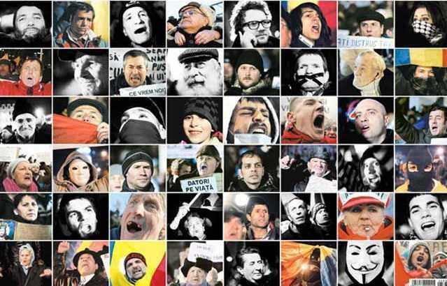 """""""Revolutia"""" Pietei Universitatii intre UTOPIILE DEMOCRATIEI TOTALE si ale SCHIMBARII DIN TEMELII a sistemului"""