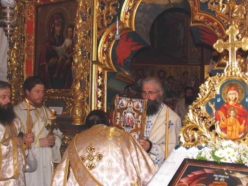 Manastirea Putna: IMPREUNA-PATIMIM ALATURI DE PARINTELE EFREM SI OBSTEA MANASTIRII VATOPED