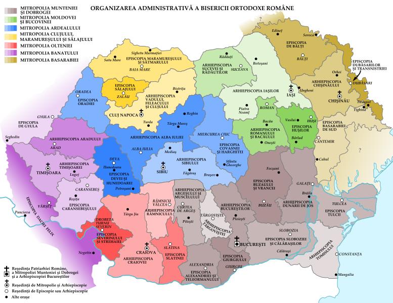 "<b>Teologul RADU PREDA demonteaza pretextele ruperii Mitropoliei Clujului</b>. <i>RAZBOIUL ORTODOXO-ORTODOX si ""TRANSFORMAREA IERARHIEI IN OLIGARHIE""?</i>"