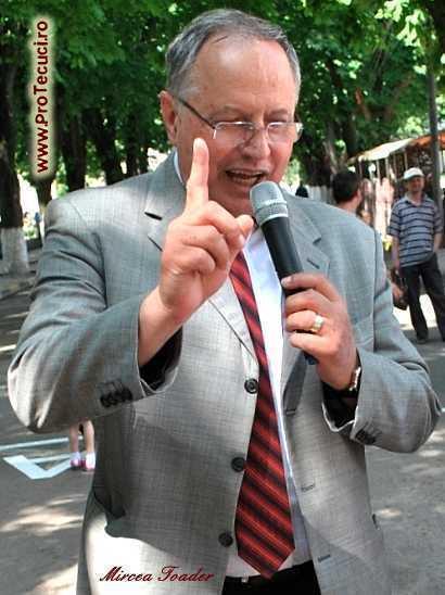 Mircea Toader (lider PDL) – DECLARATIE FASCISTOIDA: <b>Romanii au murit DE BETI CE ERAU!</b> … nicidecum din cauza zapezilor si a autoritatilor CENTRALE!