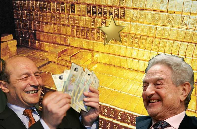 ROSIA MONTANA: Cum lucreaza SOROS la doua maini/ Traian Basescu, Realitatea TV si Mihai Tatulici: LOBBY AGRESIV pro Gold Corporation (<i>si Video</i>)
