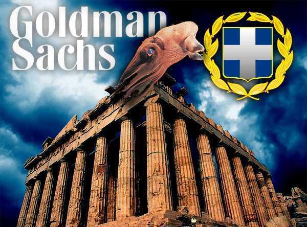 Goldman Sachs, Eurostat si CONSPIRATIA DATORIEI PUBLICE A GRECIEI (<i>Video</i>)