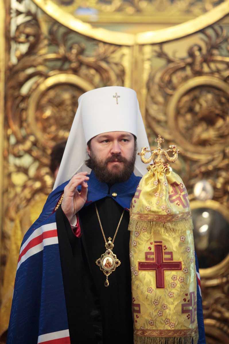 Mitropolitul Ilarion (Patriarhia Moscovei): viitorul ortodoxiei depinde de credinciosia fata de Traditie/ Se pregateste pozitia oficiala a Bisericii Rusiei fata de PRIMAT