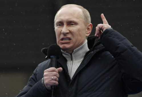 """Cand PUTIN il citeaza pe Lermontov. Mobilizare electorala AGRESIVA sub semnul """"BATALIEI PENTRU RUSIA"""" sau Putin invata lectia americana a RAZBOIULUI"""