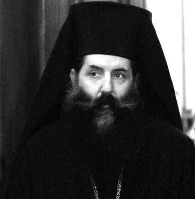 IPS Serafim de Pireu l-a vizitat pe parintele Efrem Vatopedinul