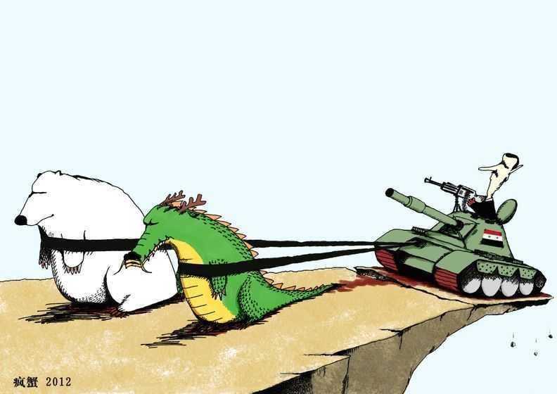 VA FI INTERVENTIE EXTERNA IN SIRIA? Obama are in vede ORICE MODALITATE de rasturnare a regimului Assad