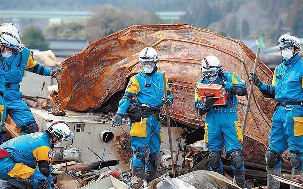 Autoritatile japoneze au ascuns adevarul despre FUKUSHIMA de la inceputul tragediei. 1 AN DE LA DEZASTRUL NUCLEAR