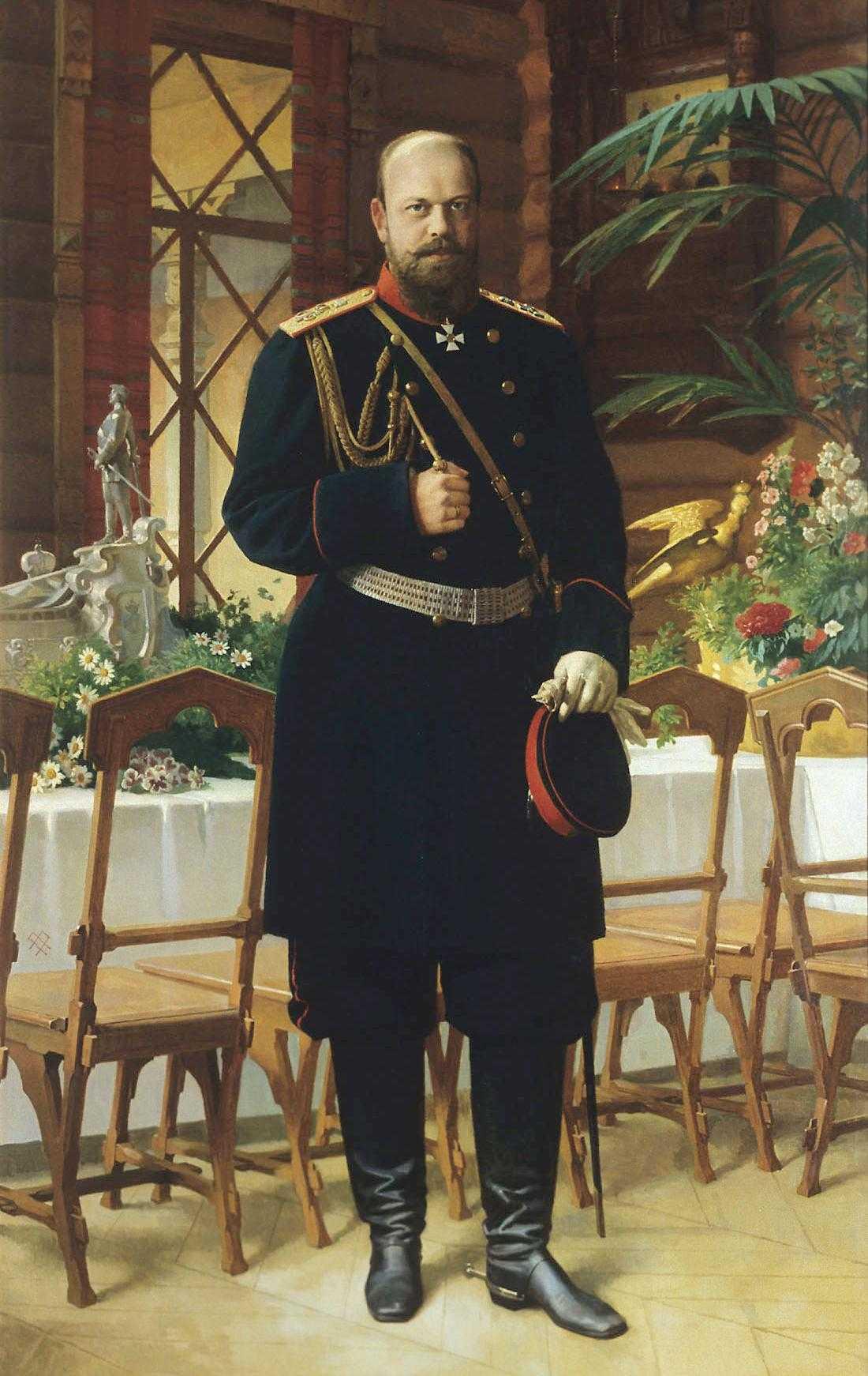 Mitropolitul Ilarion (Patriarhia Moscovei) cere autoritatilor statului sa-si bazeze politicile pe TESTAMENTUL tarului Alexandru al III-lea