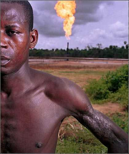 NIGERIA petrol