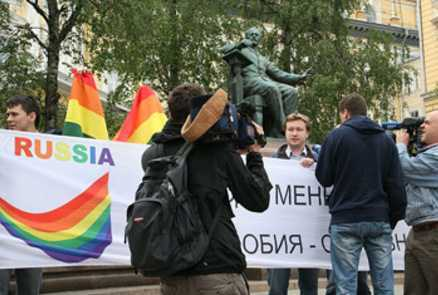 Rusia ar putea generaliza la nivel national legislatia ANTI-PROPAGANDA HOMOSEXUALA. Reactia activistilor GAY