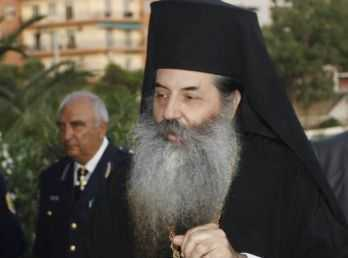 IPS Serafim de Pireu: NU AM NEGAT HOLOCAUSTUL SI NU SUNT IMPOTRIVA POPORULUI EVREU, ci a lobby-ului sionist si a iudaismului rabinic