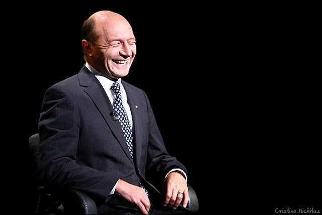 Traian Basescu in plin delir de grandomanie si populism grosolan
