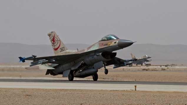 Fortele aeriene ale Israelului sunt pregatite sa atace Iranul