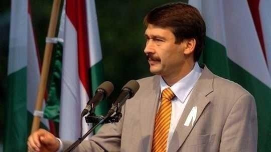 Europarlamentarul Janos Ader, candidatul la presedentia Ungariei, provoaca Romania
