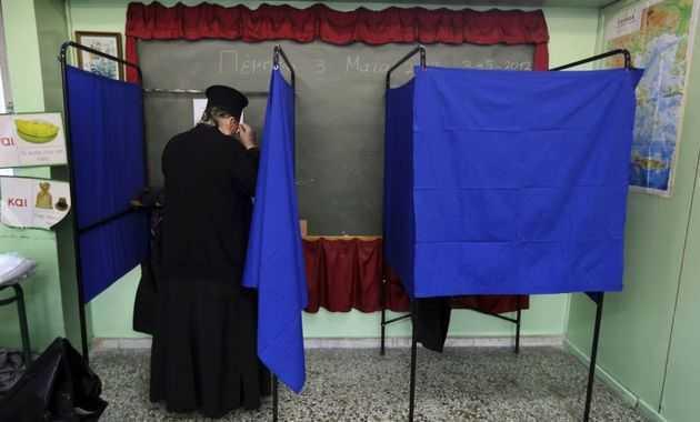 ALEGERILE DIN GRECIA: vot anti-austeritate, partidele principale au pierdut majoritatea, COMUNISTII SI NAZISTII URCA IN PREFERINTE