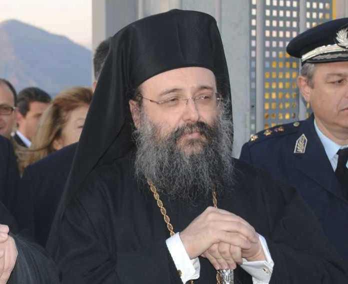 Mitropolitul Hrisostom al Patrei, cuvant puternic si mustrator cu ocazia alegerilor din Grecia: <i>POPORUL ESTE DEZAMAGIT, TRADAT, DISPERAT. NU VA MAI SCUZA ALTE GRESELI!</i>