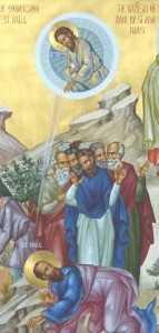 convertirea lui Saul