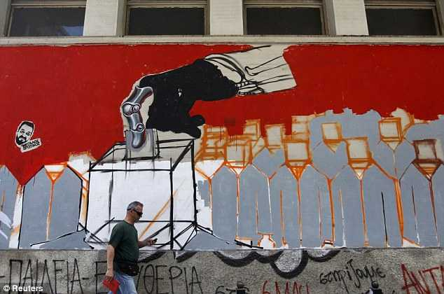 <b>ALEGERI GRECIA. Catre Drachmageddon?</b> VOT PE MUCHIE PE CUTIT: Conservatorii conduc, RADICALII de la Syriza, COMUNISTII si NAZISTII ar avea procente apreciabile